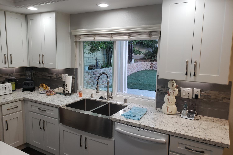 Simi Valley - Kitchen remodel