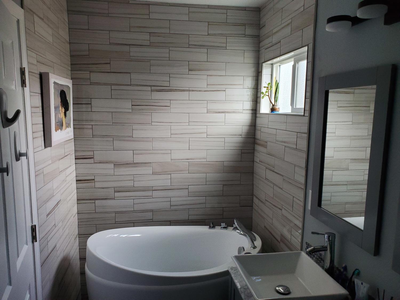 Bathroom reodel Granada Hills