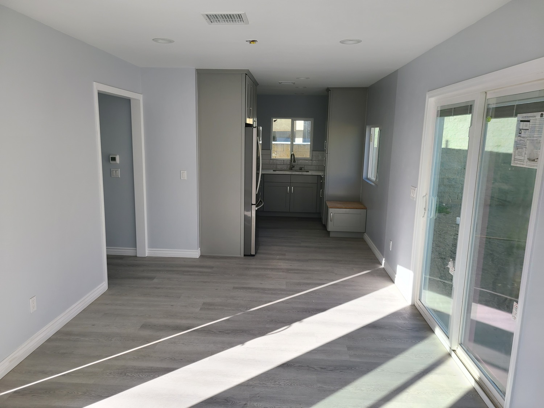 Glendale addition-Living area