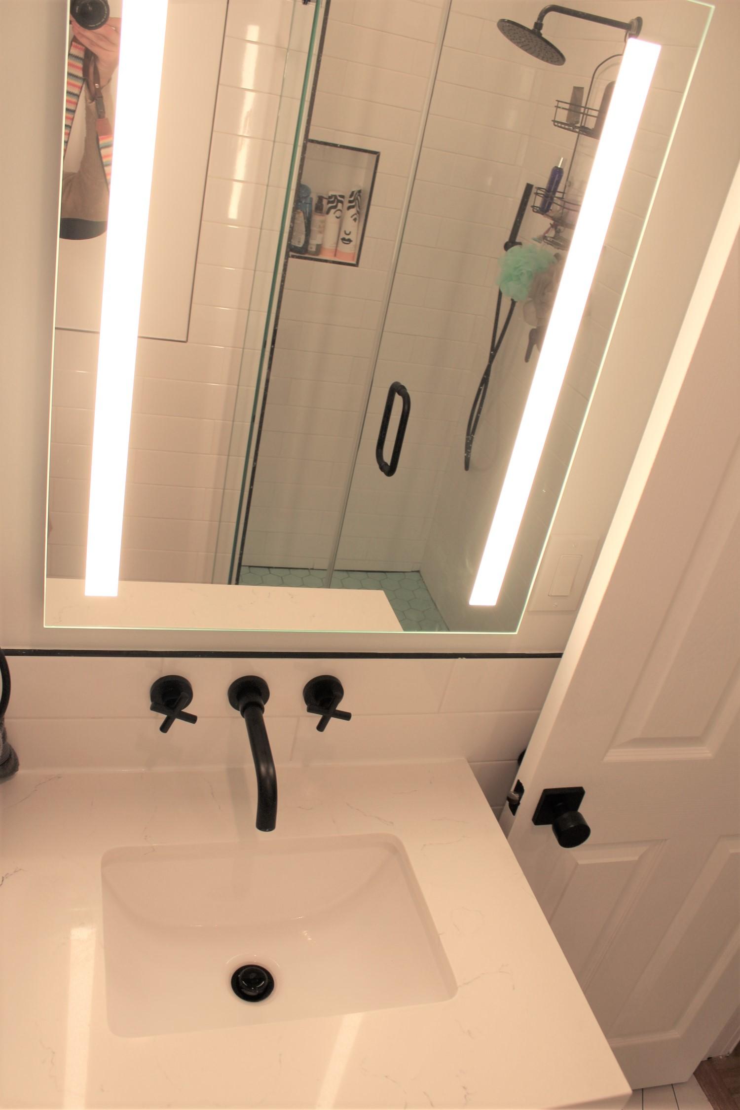 Bathroom remodel - Canoga Park