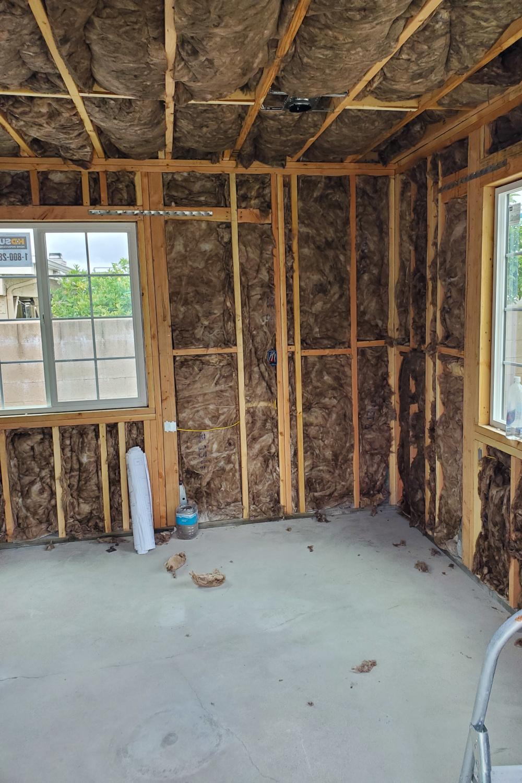 Irwindale-Room addition