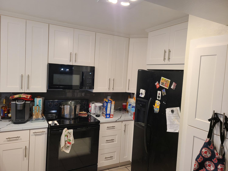 Northridge-Kitchen remodel-White shaker