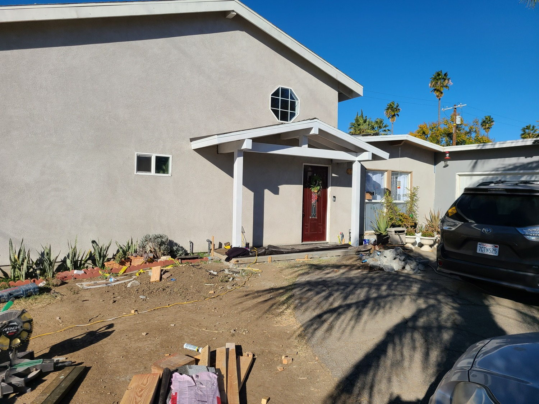 Granada Hills addition-Front