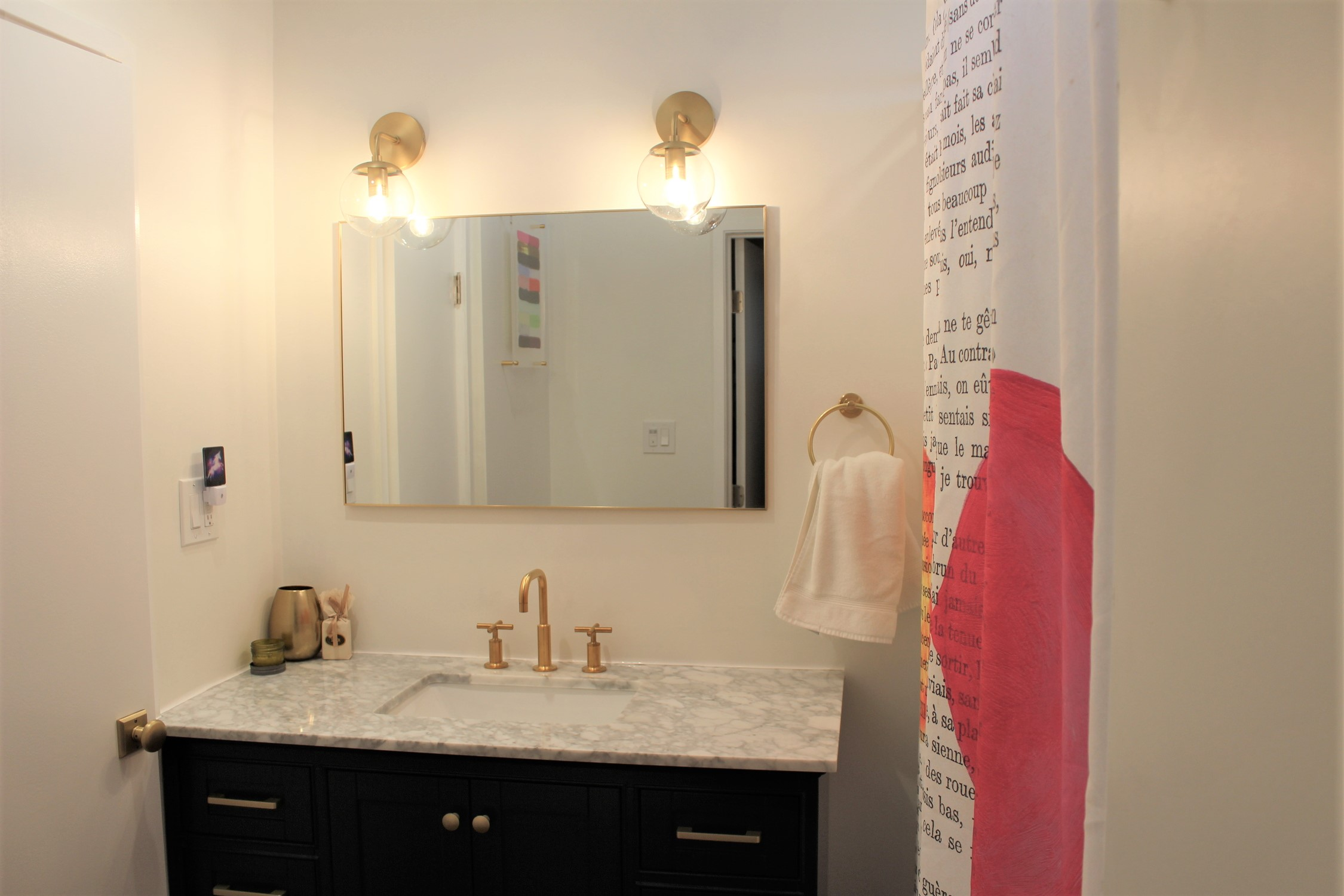 Kids' bathroom - Canoga Park