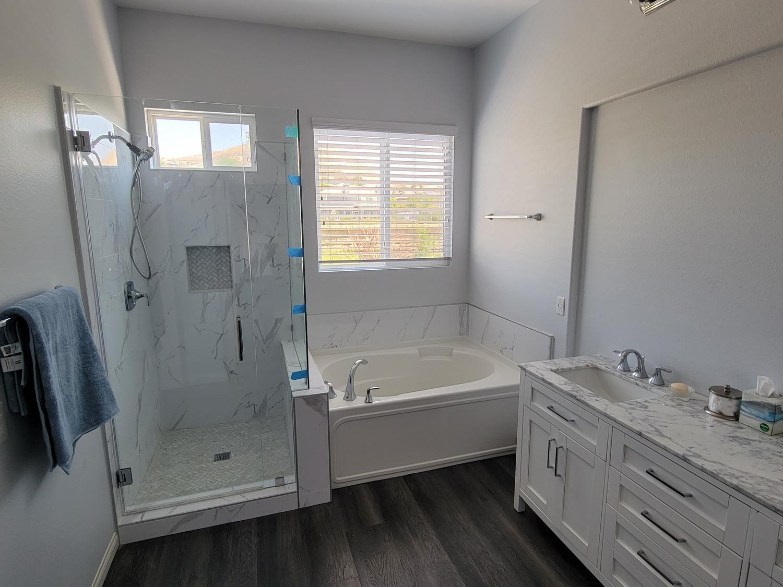 Santa Clarita bathroom-J
