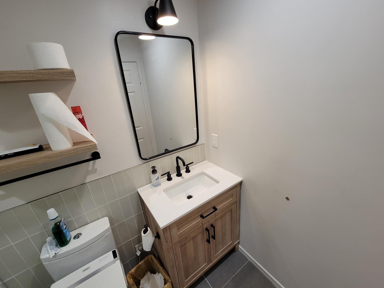 Santa Clarita-Monte-bathroom remodel